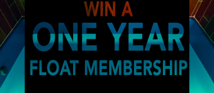 Win A One Year Float Club Membership
