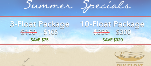 Summer Specials: Save Up To $320 On Packages
