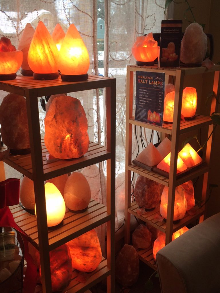 Salt Lamp Gallery