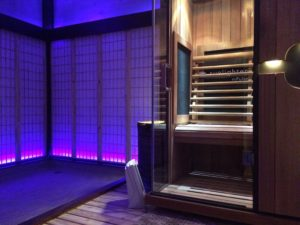 mPulse Infrared Sauna