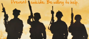 Suicide Awareness Month: Veterans & Floating
