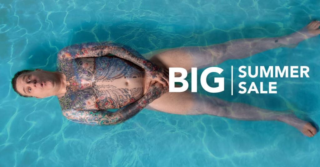 Big Summer Sale 2019