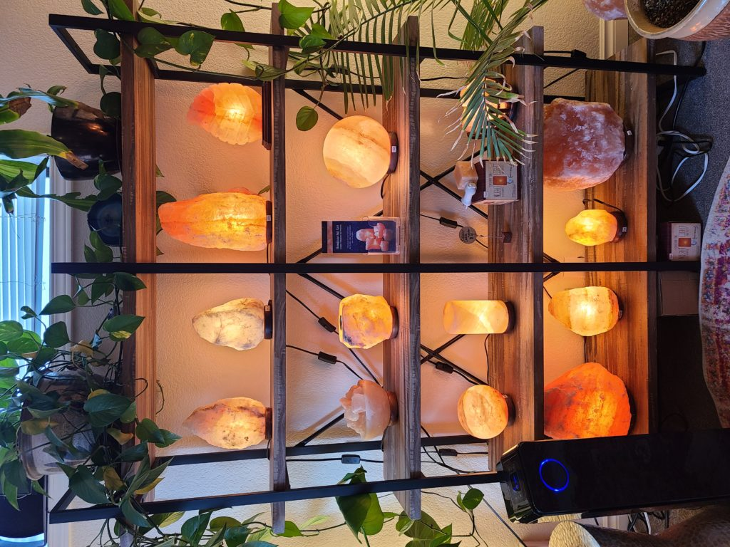 Our Himalayan Salt Lamp Gallery