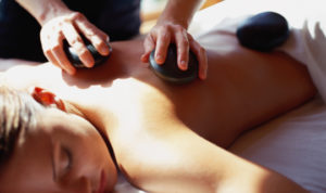 Hot Stone Therapy for Massage Olympia WA